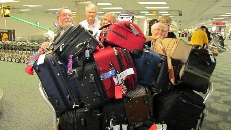 Сколько стоит дополнительный багаж в аэрофлоте
