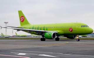 S7 Airlines: отмена и задержка рейса авиакомпании