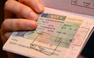 Как происходит оформление шенгенской визы в Калининграде