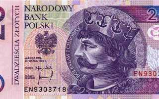 Что нужно знать о валюте Польши и с какими деньгами лучше туда ехать