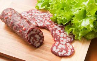 Брауншвейгская колбаса: украшение праздничного стола