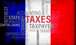 Налоги и налоговая система во Франции