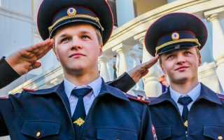 Зарплата полицейских в России на 2020 год