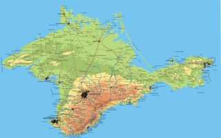 Переезд в Крым на ПМЖ в 2021 году: советы, выбор города, достоинства и недостатки
