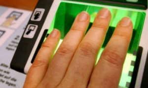 Биометрия на шенгенскую визу: отпечатки пальцев для шенгенской визы