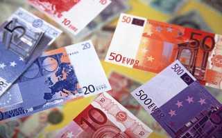 Какая валюта сейчас в обороте в Германии