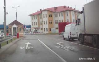 Как правильно пересечь границу Польши на автомобиле