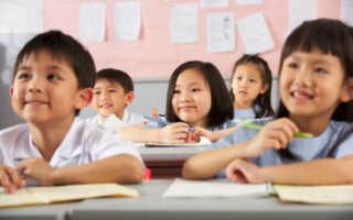 Школа в Китае: особенности восточного образования