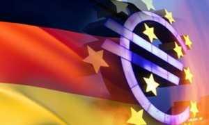 Структура и динамика прироста ВВП Германии