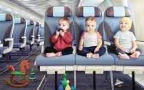 Билеты на самолет для детей