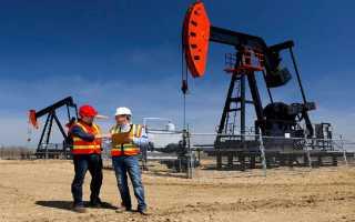 Средняя заработная плата нефтяника в России в 2020 году