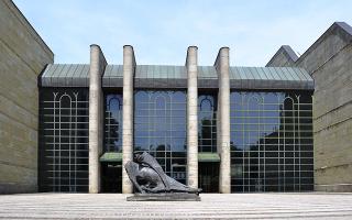 Новая пинакотека в Мюнхене – крупнейшая в мире коллекция европейского искусства XVIII-XX веков