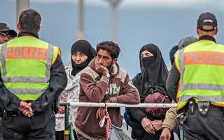 Миграционный кризис в Европе: причины, масштабы, перспективы развития