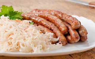 Как правильно приготовить капусту по-немецки