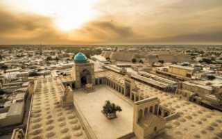 Уровень жизни и цены на продукты и недвижимость в Узбекистане