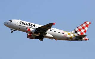 Лоукосты мира: авиакомпания Volotea
