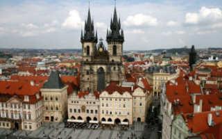 Школы в Чехии: этапы и особенности обучения