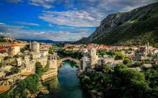Потребуется ли россиянам виза для въезда в Боснию и Герцеговину в 2021 году?