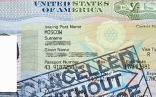 Получение визы с судимостью: дадут или нет