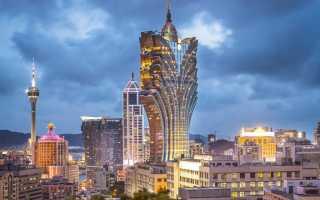 Правила получения визы в Макао